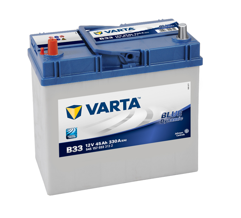 Varta Blue Dynamic Азия 45 а/ч 545 157 033