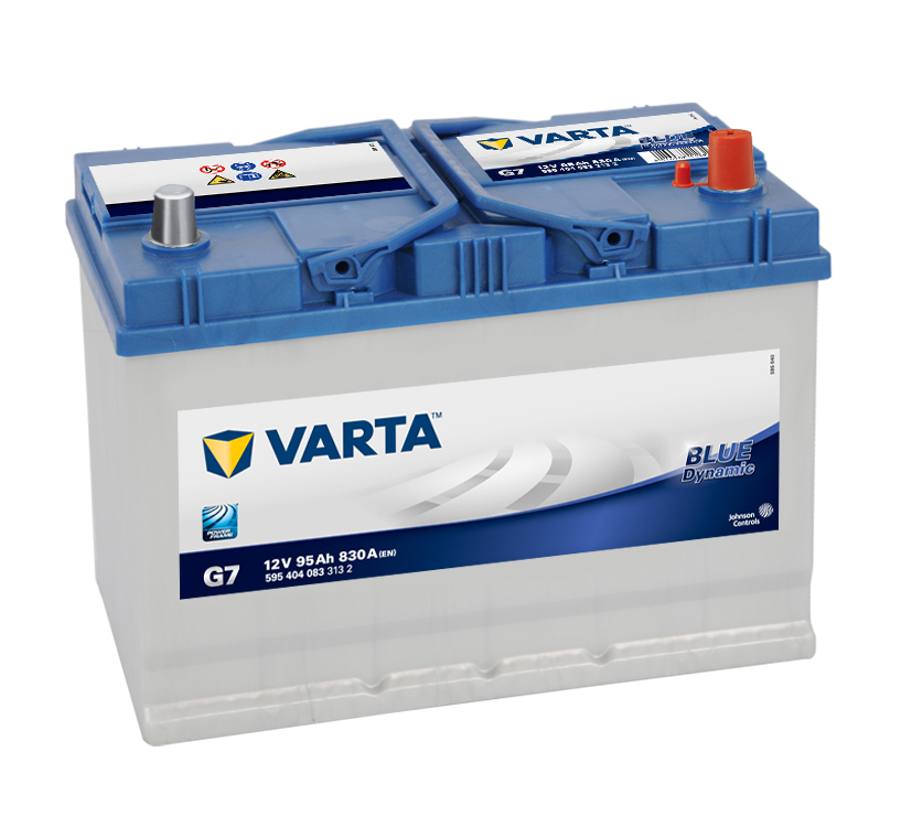 Varta Blue Dynamic Азия 95 а/ч 595 405 083